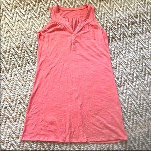 Lauren James Coral Dress